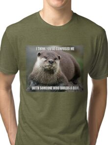 Confused Tri-blend T-Shirt