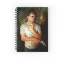 Thick as Thieves Spiral Notebook