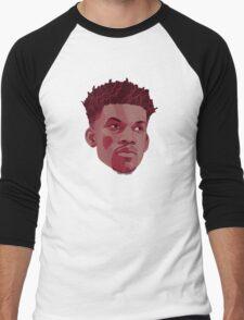 Jimmy Butler Men's Baseball ¾ T-Shirt