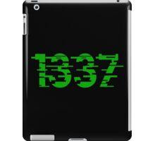 1337 iPad Case/Skin