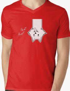 Undertale Dog 2 Mens V-Neck T-Shirt