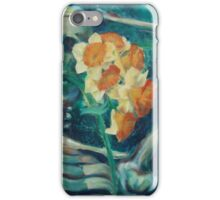 Courting Spring iPhone Case/Skin