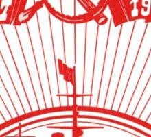 Red October  Sticker