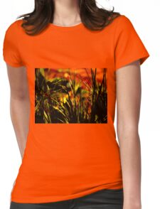 Loving the Warmth Womens Fitted T-Shirt