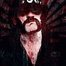 Lemmy by David Atkinson