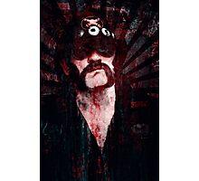 Lemmy Photographic Print