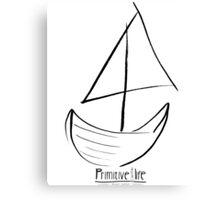 Sailboat Sail Canvas Print