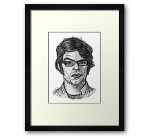 Jemaine Framed Print