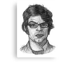 Jemaine Canvas Print