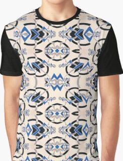 Art Deco 12 Pattern Graphic T-Shirt