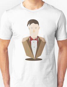Eleventh Doctor - Yellow Unisex T-Shirt