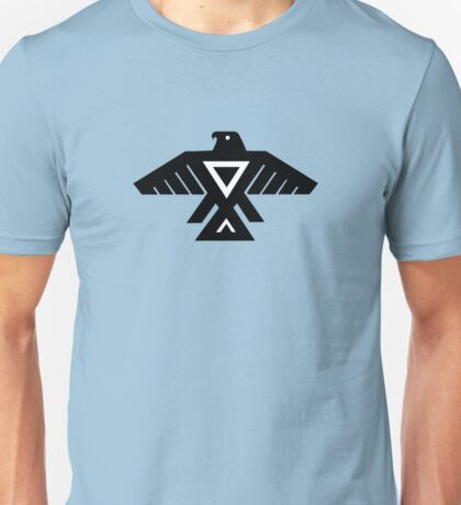 American Indian Thunderbird Totem Unisex T-Shirt