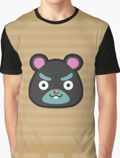 HAMPHREY ANIMAL CROSSING Graphic T-Shirt