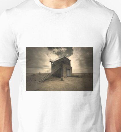 Bomb Ballistics Building Unisex T-Shirt