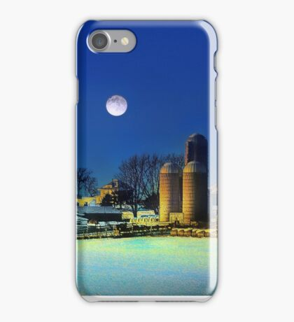 Winter Twilight iPhone Case/Skin
