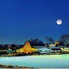 Winter Twilight by Nadya Johnson