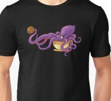 Give an octopus a cookie.... Unisex T-Shirt