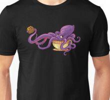 Give an octopus a cookie.... Unisex T-Shirt