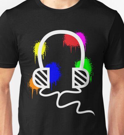 Music moves me best Unisex T-Shirt
