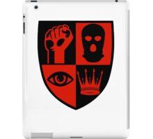 Revolution Patch iPad Case/Skin