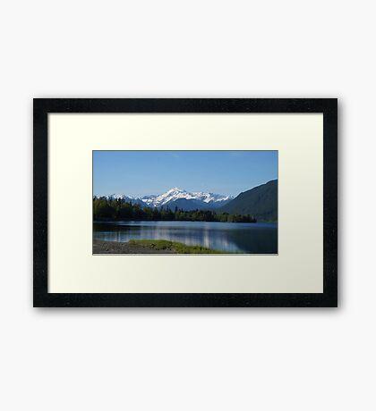 Mount Shuksan, Washington State, USA Framed Print