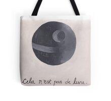 Cela n'est pas de lune (The Treachery of Sith) Tote Bag