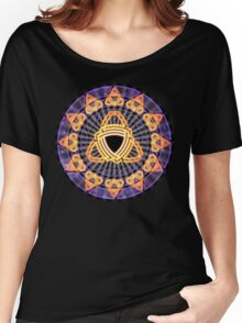 Triskelis Women's Relaxed Fit T-Shirt