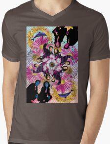 alien hunters from the flower planet Mens V-Neck T-Shirt