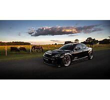 Track Ready RX8. My personal car. Photographic Print