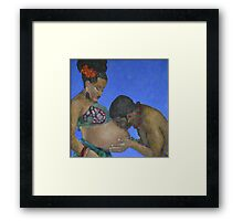 Fatherly Love Framed Print