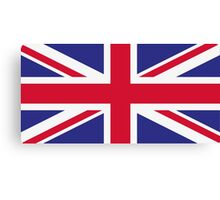 National flag of Great Britain Canvas Print
