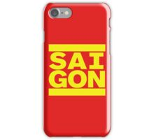 SAIGON iPhone Case/Skin