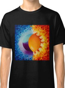 Balancing Sun and Moon Energies Classic T-Shirt