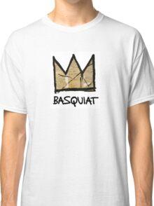 King Basquiat Classic T-Shirt