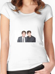 Tronnor Products; phone case, mugs, etc. Women's Fitted Scoop T-Shirt