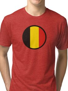Marked by Belgium Tri-blend T-Shirt