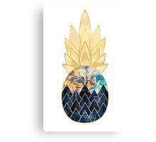 Precious Pineapple 1 Canvas Print