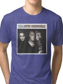 Meet the United Underworld Tri-blend T-Shirt