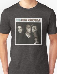 Meet the United Underworld Unisex T-Shirt