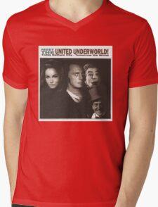Meet the United Underworld Mens V-Neck T-Shirt