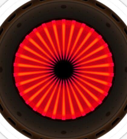 Portal 2 - Turret Eye Sticker