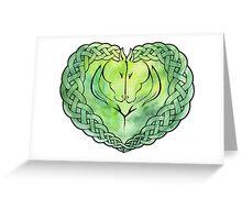 Rohan Love Knot Greeting Card