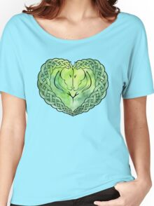 Rohan Love Knot Women's Relaxed Fit T-Shirt