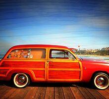 Vintage Woody El Frito by Delights