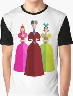 The Tremaine Family Graphic T-Shirt