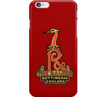 Raleigh Bicycles Nottingham iPhone Case/Skin