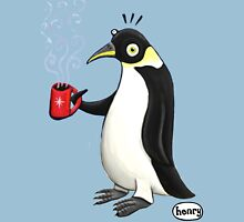 Penguin with hot coffee T-Shirt