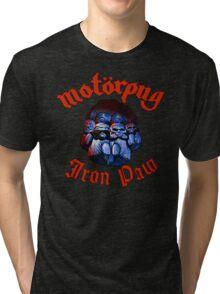 Motorpug Tri-blend T-Shirt