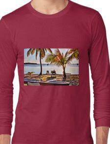 Grabbers, Bahamas Long Sleeve T-Shirt