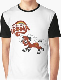 My Little Epona Graphic T-Shirt